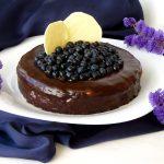 Черничный торт по рецепту Юлии Высоцкой