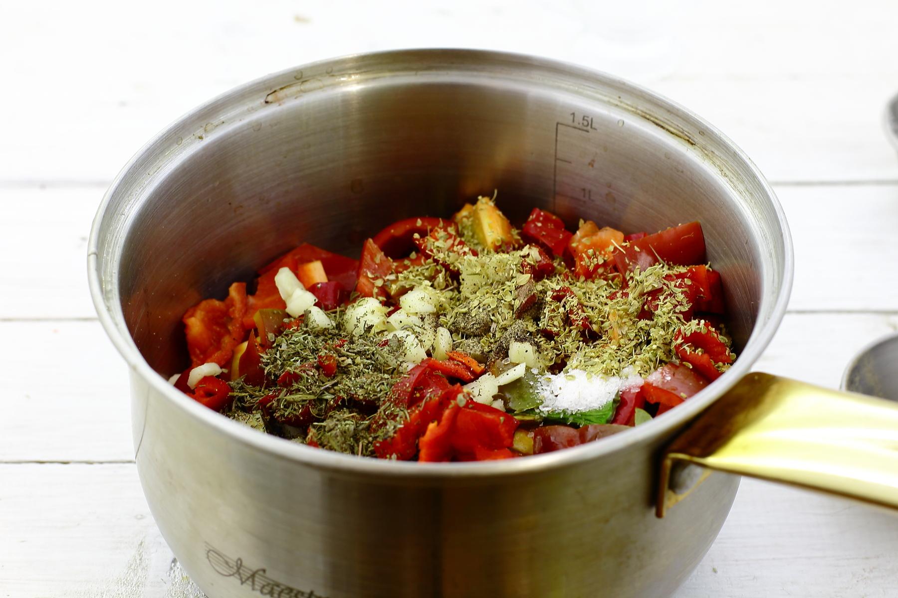 фото ингредиентов для соуса со специями