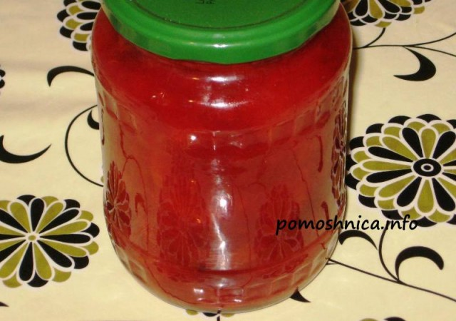 рецепт вкусного джема из абрикосов и слив