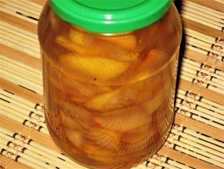 фото к рецепту варенья из груш