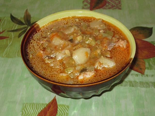 Кабачковое рагу с картофелем и курицей в мультиварке рецепт