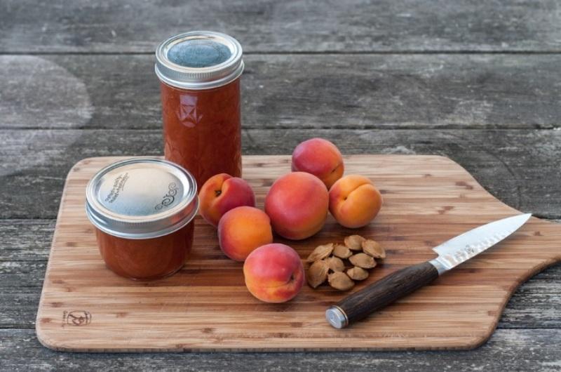 Как приготовить абрикосовое варенье с корицей фото