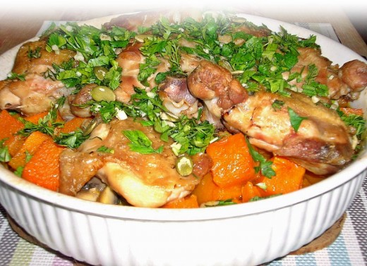 Диетические блюда из молодых кабачков рецепты