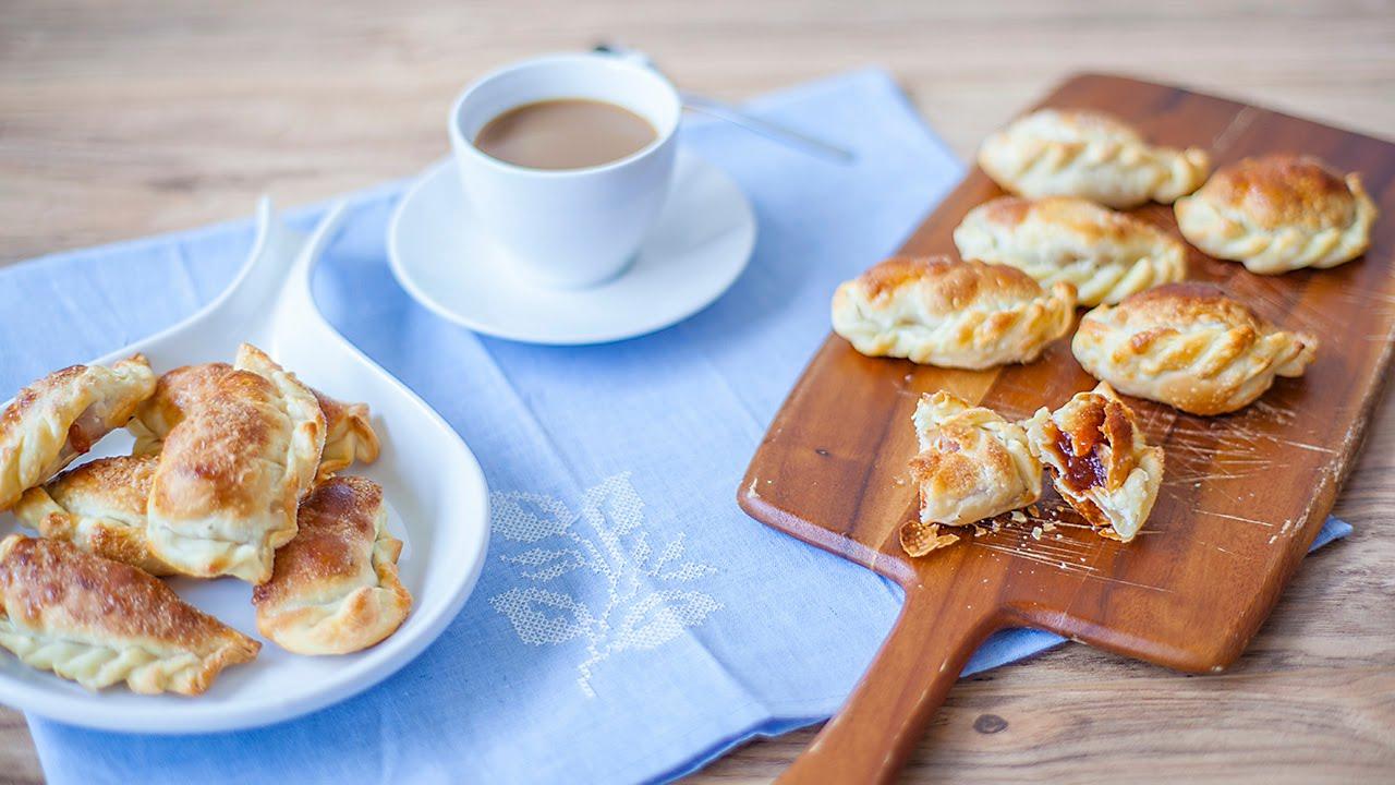 Пирожки с айвой фото
