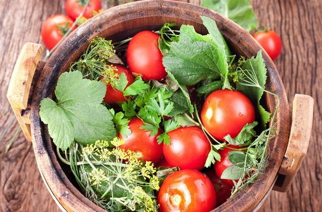 рецепты закваски помидор в бочке на зиму сорт микада
