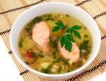 Рыбный суп в мультиварке рецепт с фото