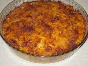 Сладкий пирог с тыквой рецепт