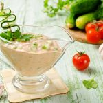 Шашлычный соус из сметаны: 3 замечательных рецепта
