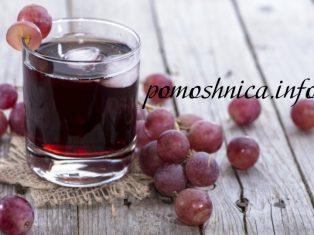 Виноградный сок в домашних условиях на зиму: рецепт приготовления