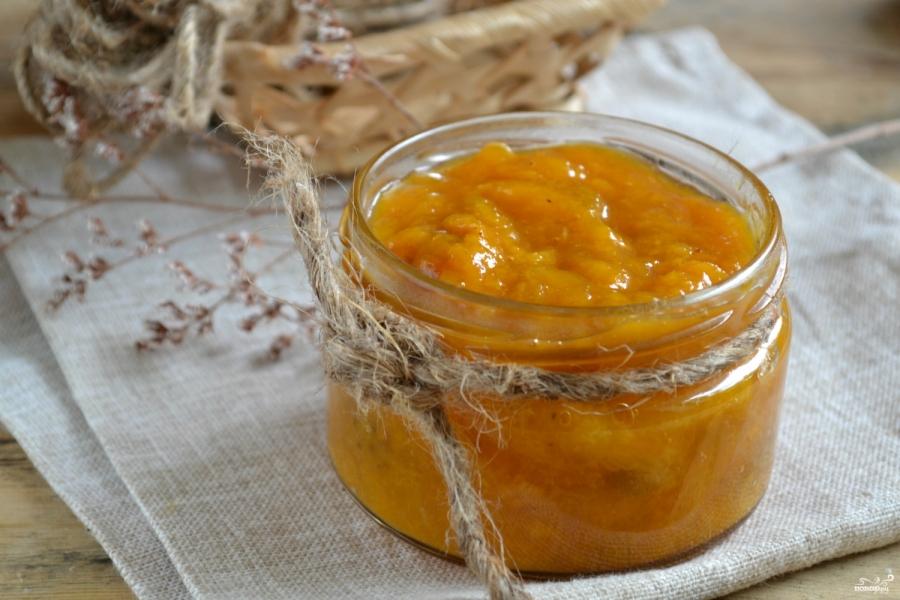 Варенье из абрикосов пятиминутка рецепт с фото пошагово