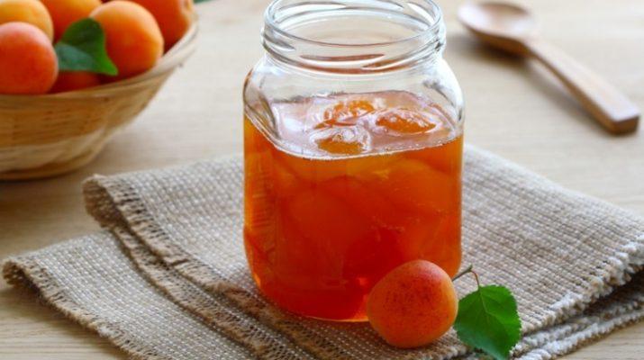 Варенье из абрикосов рецепты с фото лучшие
