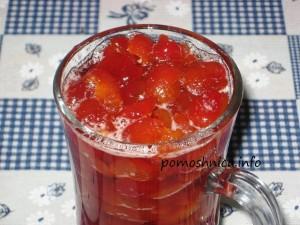 Варенье из розовой черешни рецепт с фото