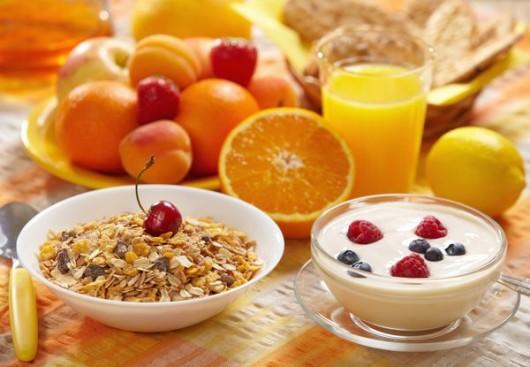 Завтрак из мультиварки