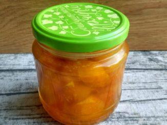 фото к рецепту абрикосового варенья с бадьяном
