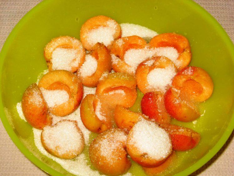 фото абрикосов для приготовления варенья с бадьяном