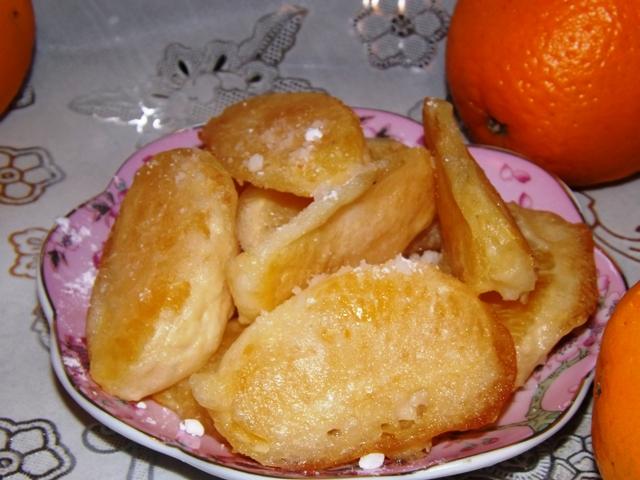 апельсины в кляре 5