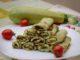 фото к рецепту кабачковых блинов с укропом