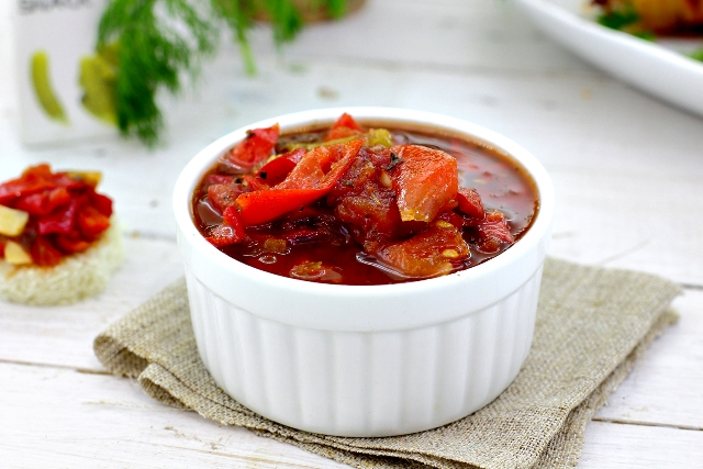 Рецепты острых соусов фото