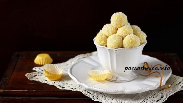 как приготовить конфеты в домашних условиях лучшие рецепты