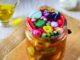 фото к рецепту салата из огурцов и кабачков в томате