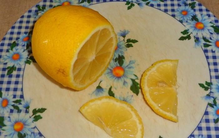 лимон для приготовления компота из груш на зиму в банках