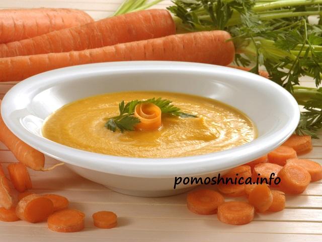 постные супы-пюре лучшие рецепты