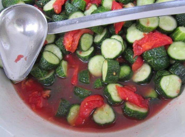 фото резаных овощей готовых к варке
