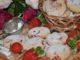 фото к рецепту клубничного печенья