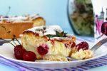 Простой пирог с вишней: 3 уникальных рецепта с картинками