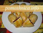 Пирожки с вишневой начинкой без яиц, рецепт с фото пошагово
