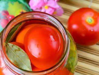 фото к рецепту помидор по-болгарски на зиму