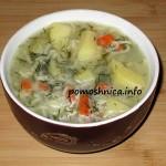 простой суп в мультиварке пошаговый рецепт с фото
