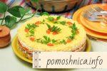 Слоеные салаты на Новый Год: самые простые рецепты с фото