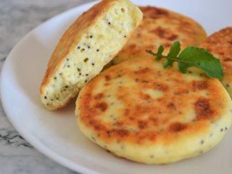 фото к рецепту сырников с маком