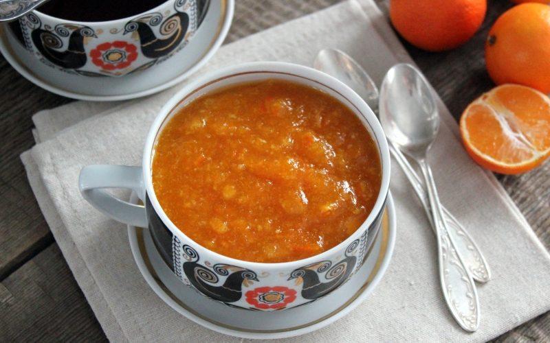 варенье из тыквы рецепты с фото