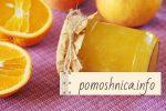 Повидло из яблок с апельсином, простое и вкусное